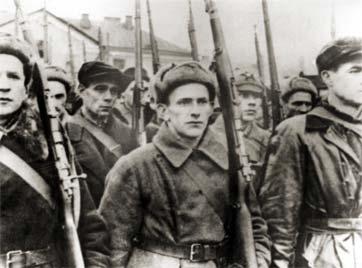 Ополченцы с винтовками Арисака