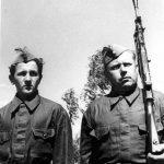Отец и сын Можаровы, вступившие в народное ополчение