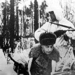 Командир 175-го стрелкового полка 1-й мсд Н.П.Балоян.