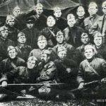Делегаты партийной конференции 5-ой ДНО (113-я сд). Сентябрь 1941 г.