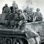Танковый десант. 4-я ДНО (110 сд).
