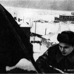 Красный флаг поднят над Наро-Фоминском.