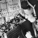 Военный радист. Наро-Фоминск. Фото ТАСС.