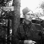 Фотокорреспондент дивизионной газеты «На штурм» 1 гв. мсд В.Н. Минкевич (1907-1979)